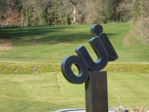 positive golf