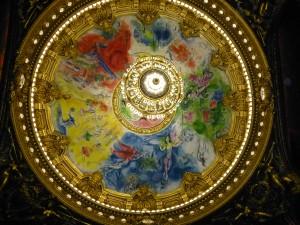Chagall - Palais Garnier