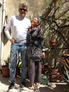 Renée & Ken at Gudrun's