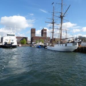 Oslo tall ship