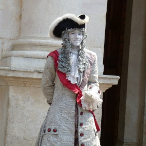 I love mimes - Bergamo