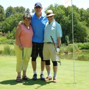 golf with the Faillards